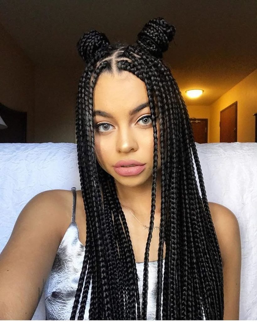 The Best Cornrow Hairstyles Best Of 2017 Jiji Ng Blog Pictures