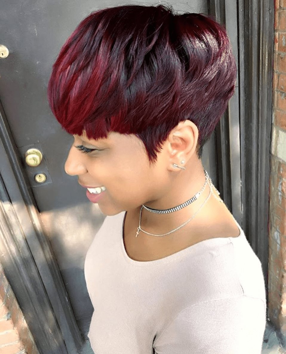The Best Gorgeous Cut And Color Via Artistry4Gg Black Hair Pictures