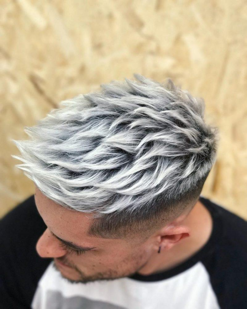 The Best 29 Coolest Men's Hair Color Ideas In 2019 Pictures