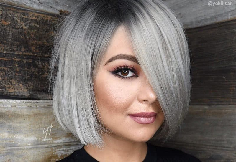 The Best 38 Incredible Silver Hair Color Ideas In 2018 Pictures