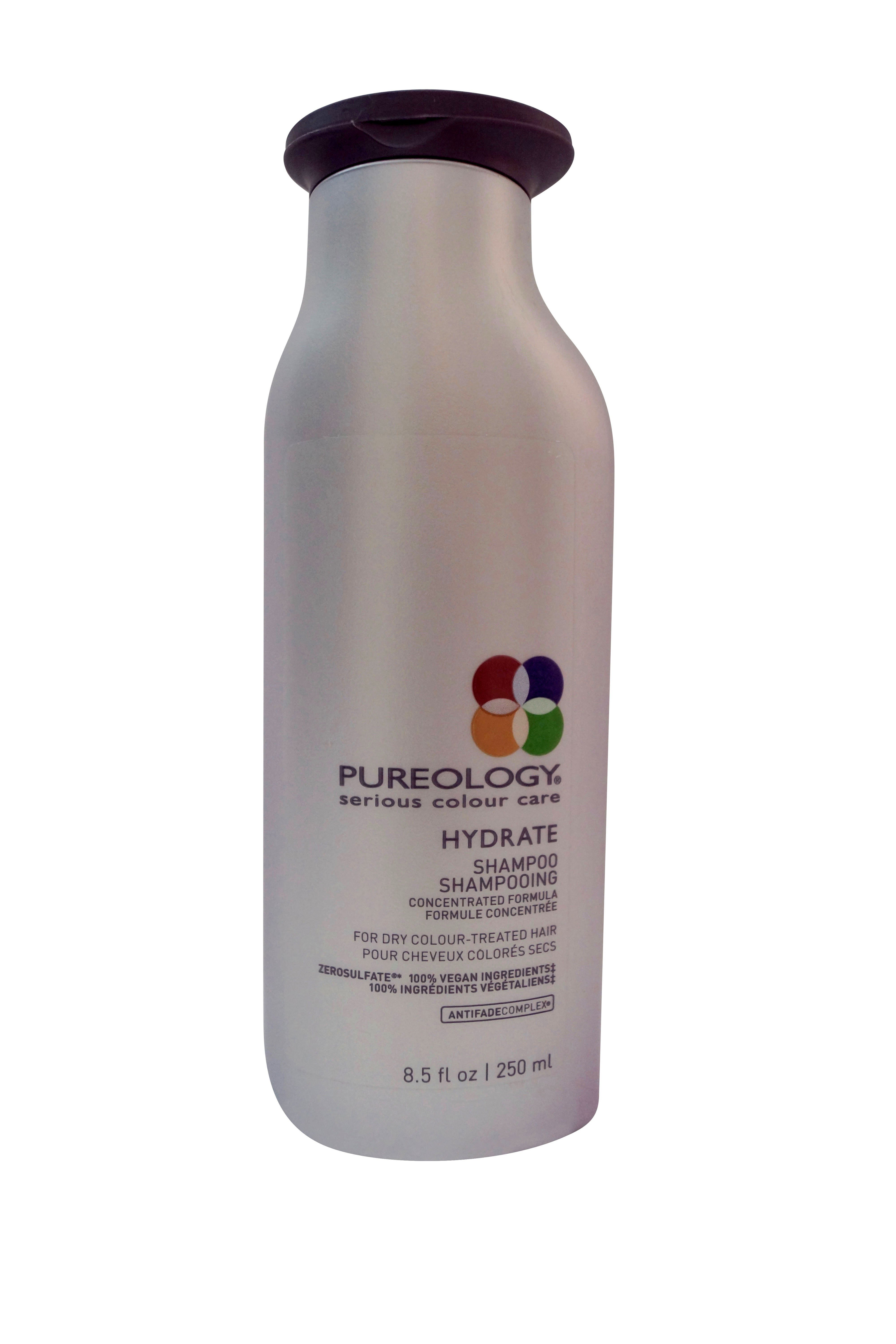 The Best Pureology Hydrate Shampoo For Dry Color Treated Hair Pictures