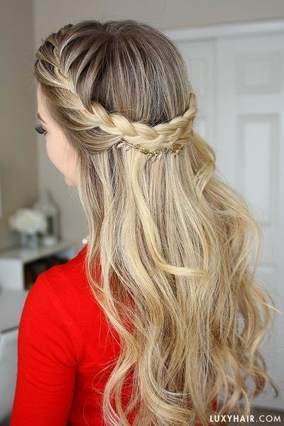 The Best Prom Hairstyles Top Prom Hairstyles – Luxy Hair Pictures