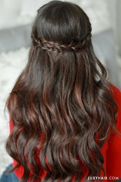 The Best 10 Perfect Hairstyles For Valentine S Day – Luxy Hair Pictures