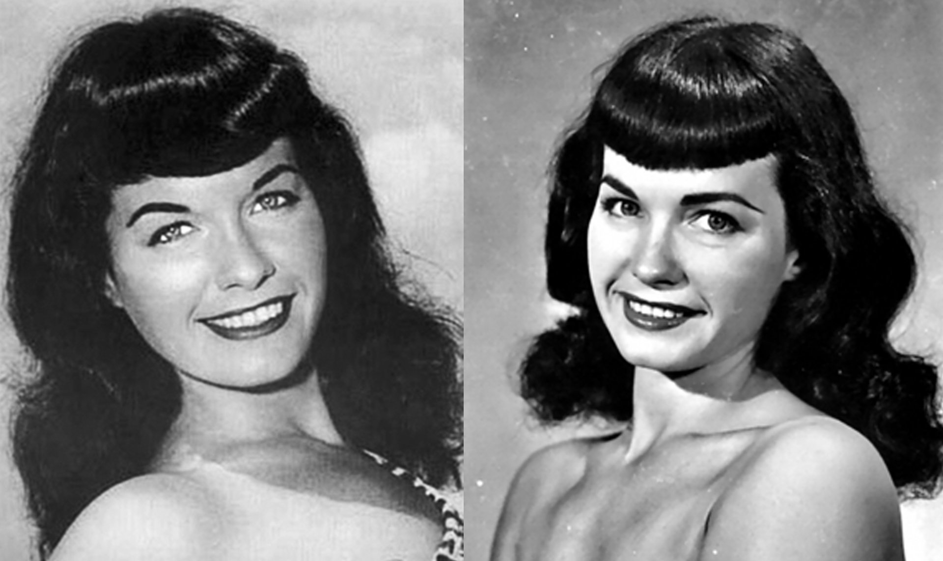 The Best Bettie Page Hair Tutorial – Suavecito Hair Pomade Pictures