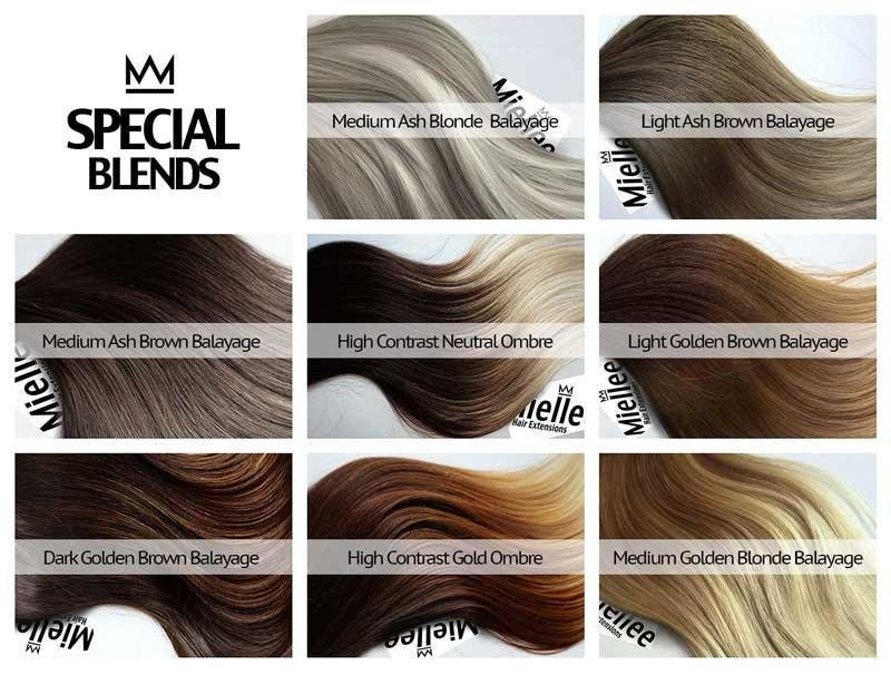 The Best Light Ash Brown Balayage Weave Extensions Straight Remy Pictures