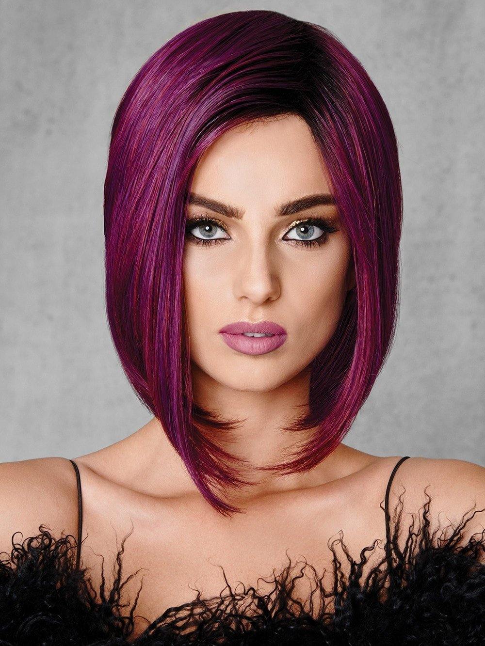 The Best Midnight Berry By Hairdo New Colored Wig Hair Pictures