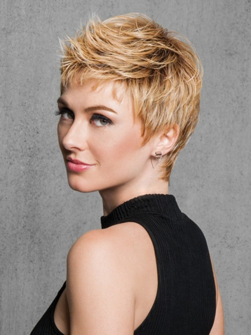 The Best Textured Cut By Hairdo Short Pixie – Wigs Com – The Wig Pictures