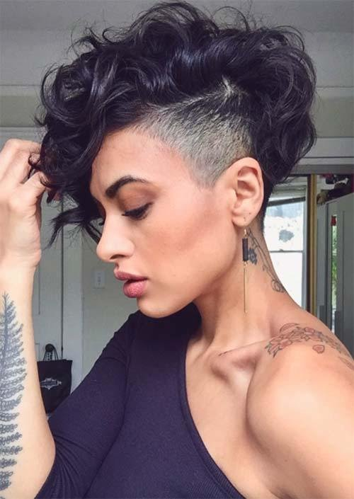 The Best 51 Edgy And Rad Short Undercut Hairstyles For Women Glowsly Pictures