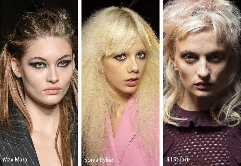 The Best Fall Winter 2018 2019 Hairstyle Trends Fall 2018 Runway Pictures