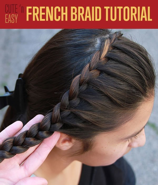 The Best How To French Braid Diy Projects Craft Ideas How To's Pictures