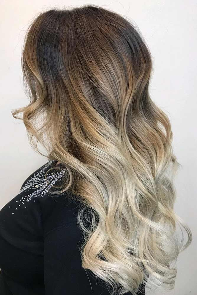 The Best Hair Color 2017 2018 Want To Try Ombre Hair But Not Sure What Look We Have Put Together A Pictures