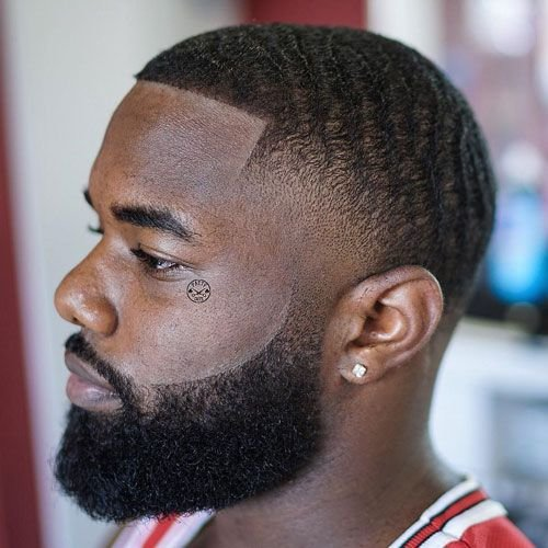 The Best Black Men S Haircuts Temp Fade Glamfashion Pictures