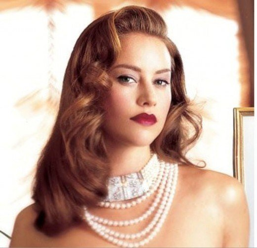 The Best Sweet Vs Hollywood Glam Halo Brides Bridal Beauty Pictures