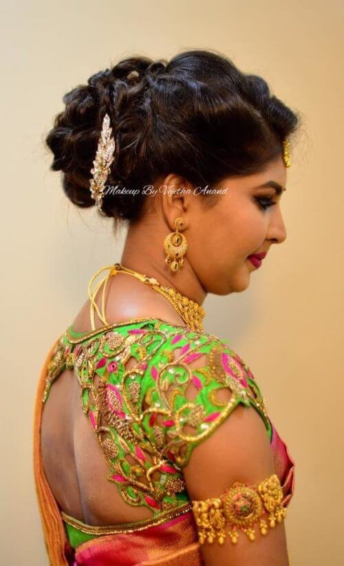 The Best 16 Best Traditional Hairstyles For Indian Women Blog Post Pictures