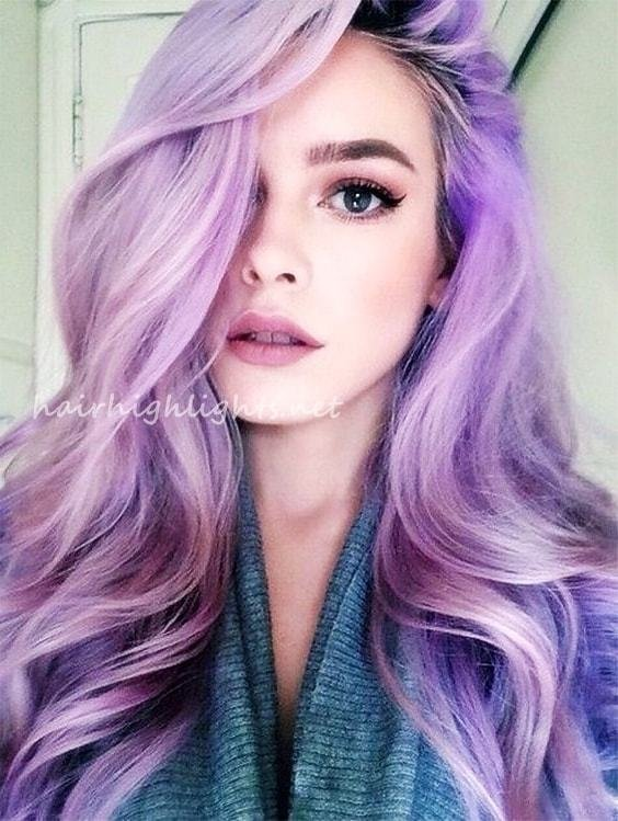 The Best Permanent Hair Color Definition Hair Highlights Pictures