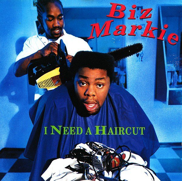 The Best Biz Markie I Need A Haircut Vinyl Lp Album Discogs Pictures