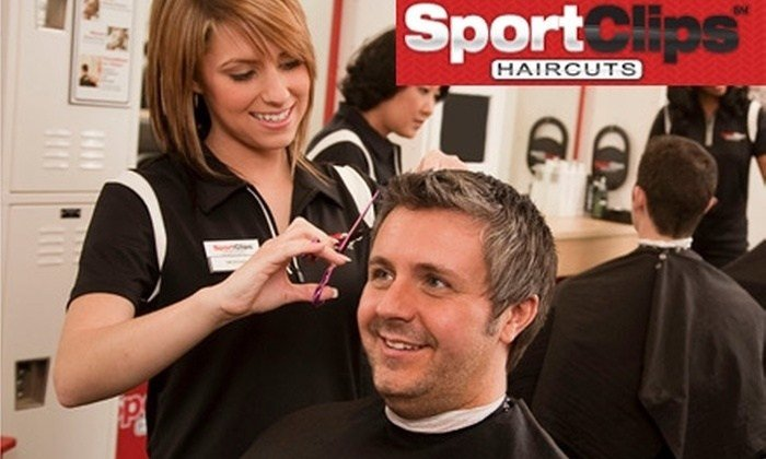 The Best Up To 78 Off Men S Haircut Sport Clips Groupon Pictures