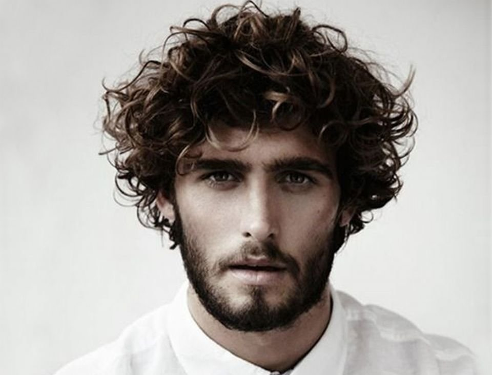 The Best 96 Curly Hairstyle Haircuts Modern Men S Guide Pictures