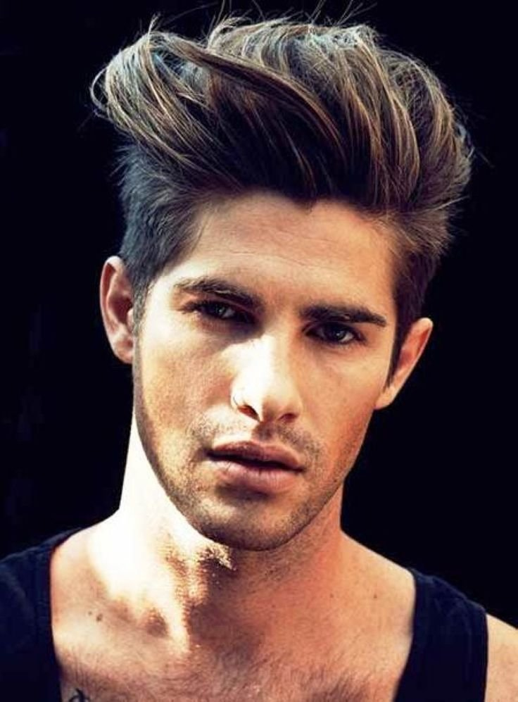 The Best Cool Brushed Up Haircuts For Men 2015 Trend Voguemagz Pictures
