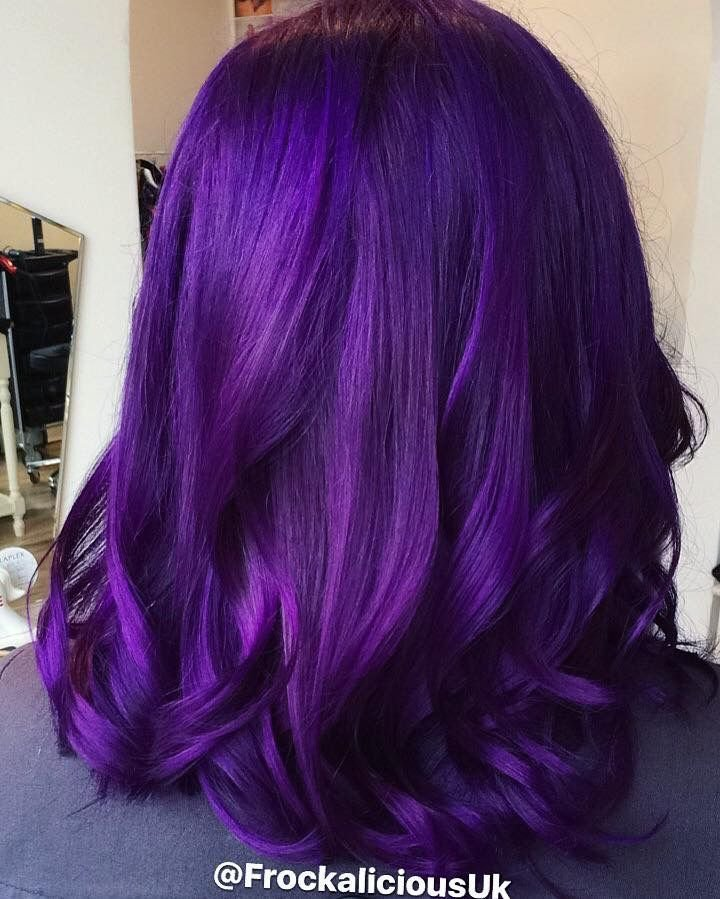 The Best Best 25 Bright Purple Hair Ideas On Pinterest Bright Pictures