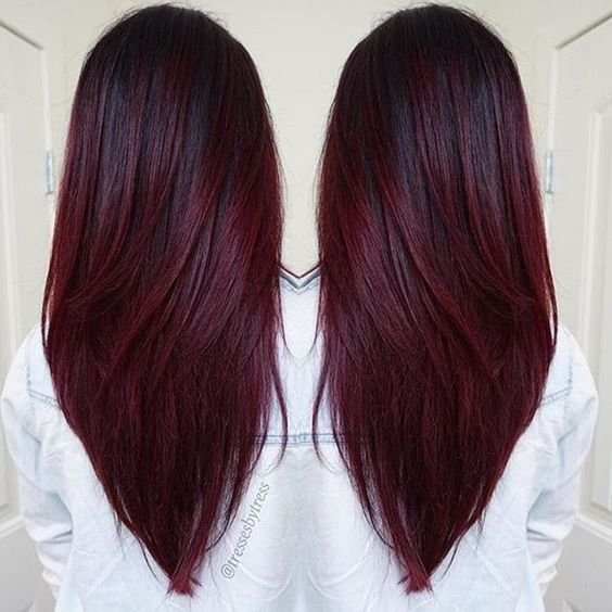 The Best 10 Beautiful Hairstyle Ideas For Long Hair 2019 Style Hair Dyes Hair Color Hair Styles Pictures