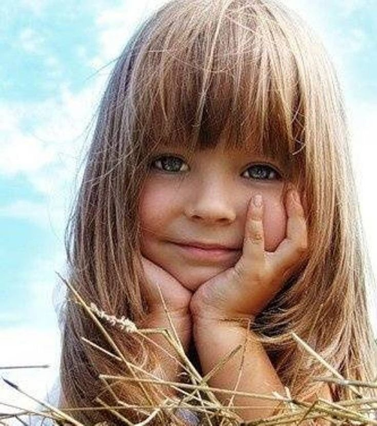 The Best Medium Length Haircut For Little Girls Top Ten Back To Pictures
