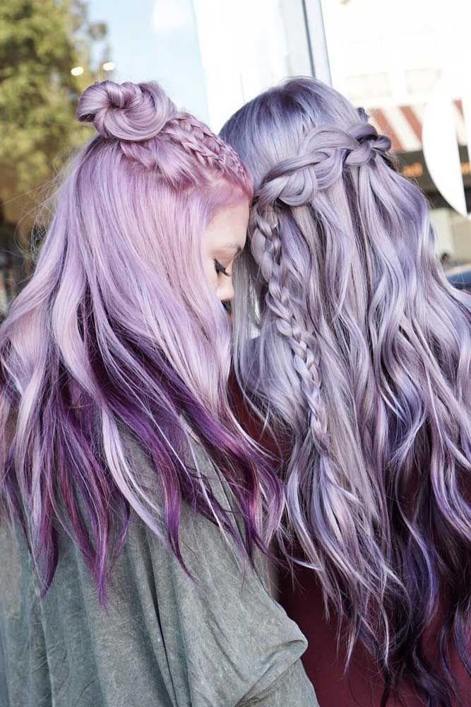 The Best Best 25 Light Purple Hair Ideas On Pinterest Colored Pictures