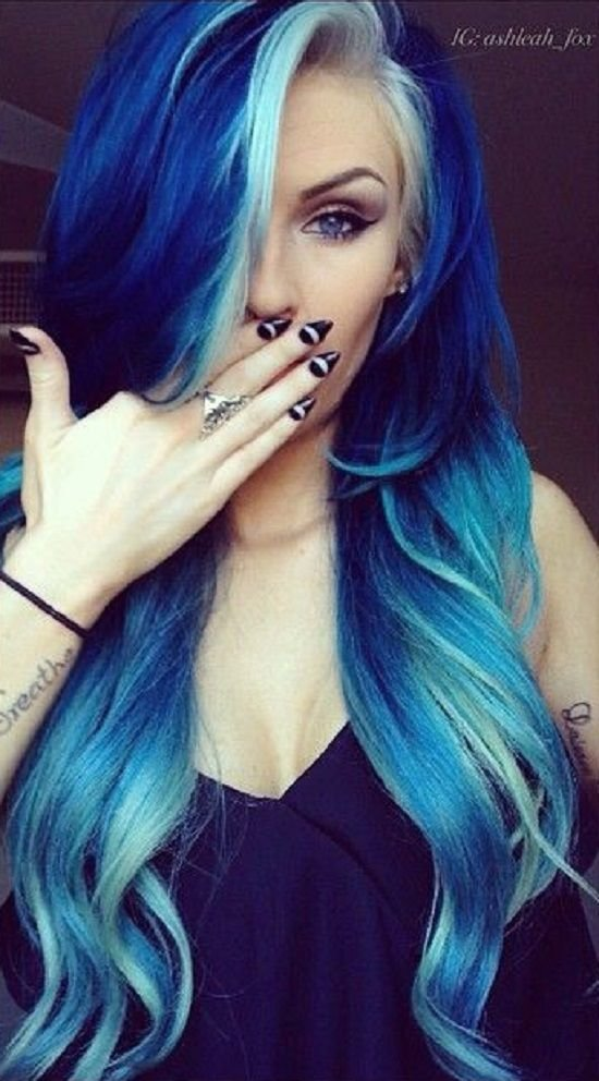 The Best Best 25 Light Blue Hair Dye Ideas On Pinterest Light Pictures