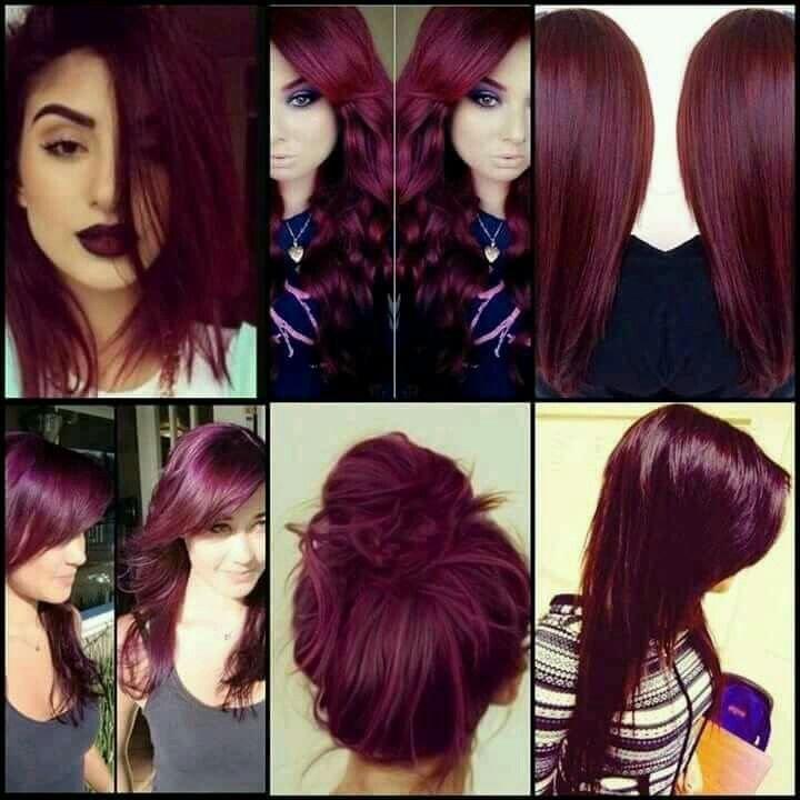 The Best The 25 Best Wine Colored Hair Ideas On Pinterest Wine Pictures