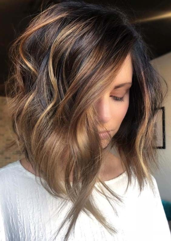 The Best Best 25 Textured Long Bob Ideas On Pinterest Medium Hair Length Cuts Long Bob Haircut With Pictures