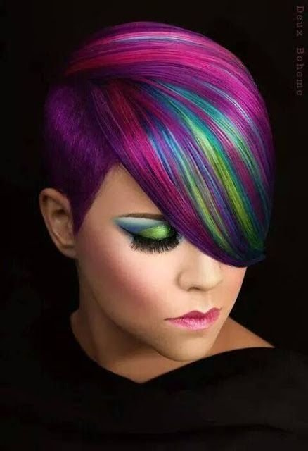 The Best Best 25 Wild Hair Colors Ideas On Pinterest Hair Pictures
