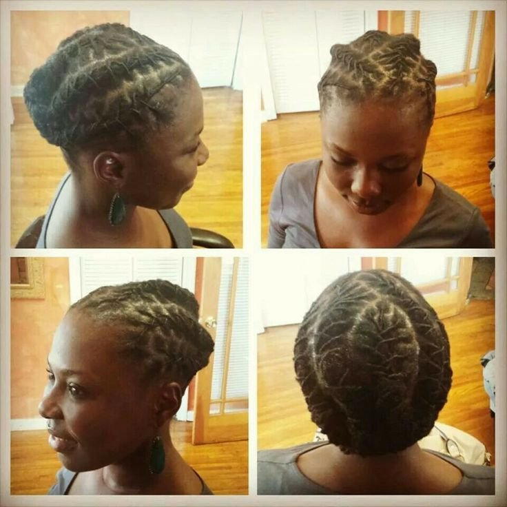 The Best Short Loc Style Loc Motivation Hair Styles Natural Pictures