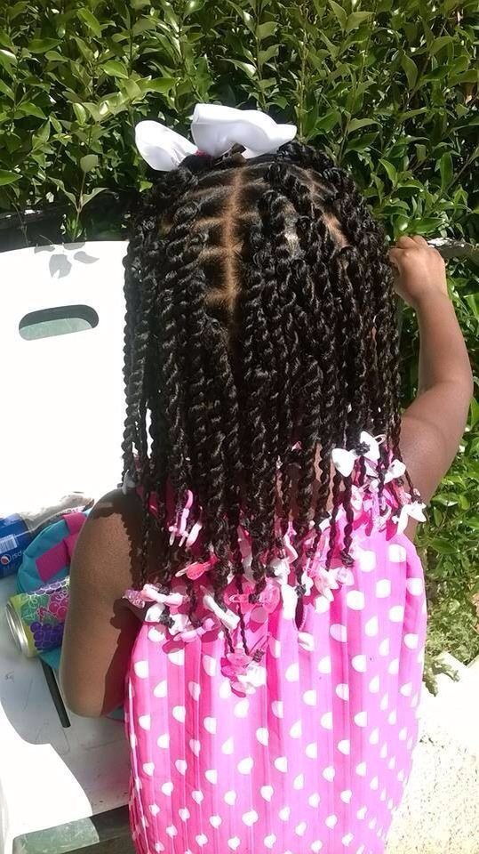The Best Twists Little Girl Hairstyle Hair 2 Hair Styles Hair Pictures