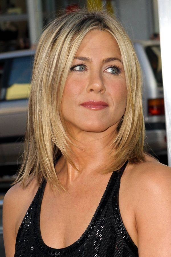 The Best Image Detail For Shoulder Length Hair Style Medium Straight Cut Hair In 2019 Hair Pictures