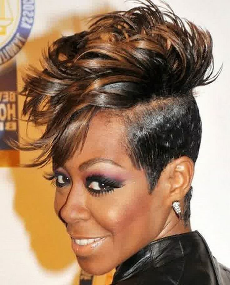 The Best Glamorous Hair Designs For African American Women Pictures