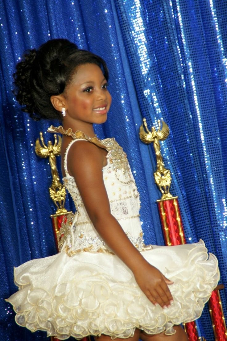The Best Black Girl Pageant Hairstyles Fade Haircut Pictures