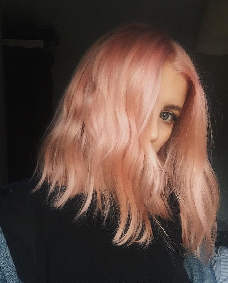 The Best Best 25 Pastel Pink Hair Ideas On Pinterest Rose Hair Pictures