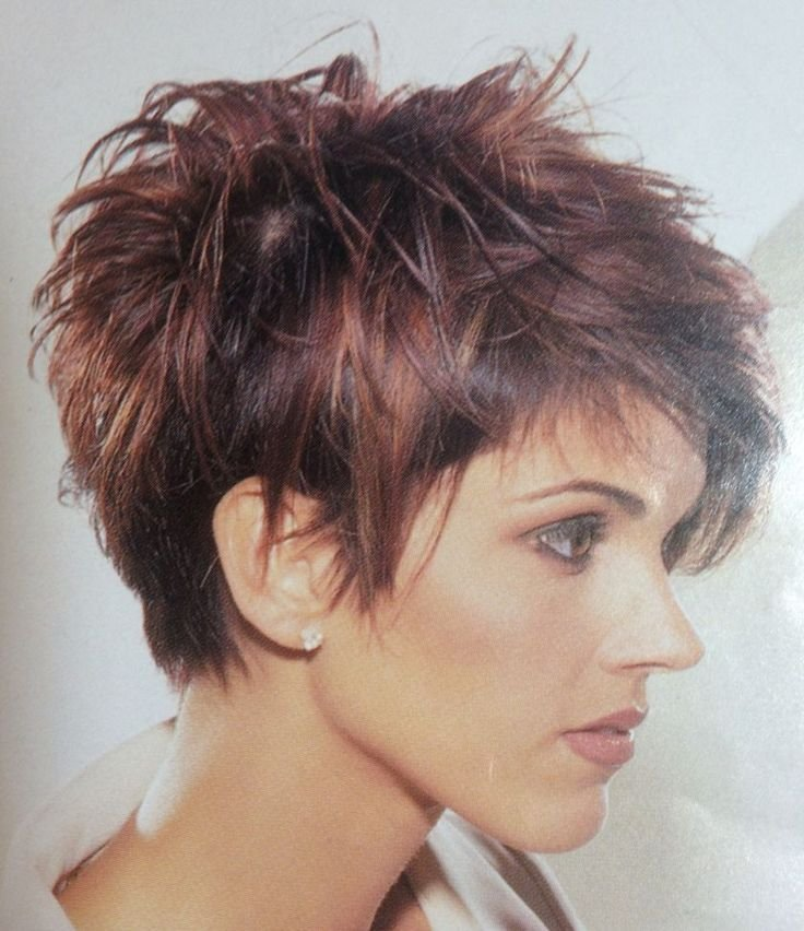 The Best Best 25 Messy Pixie Haircut Ideas On Pinterest Choppy Pictures