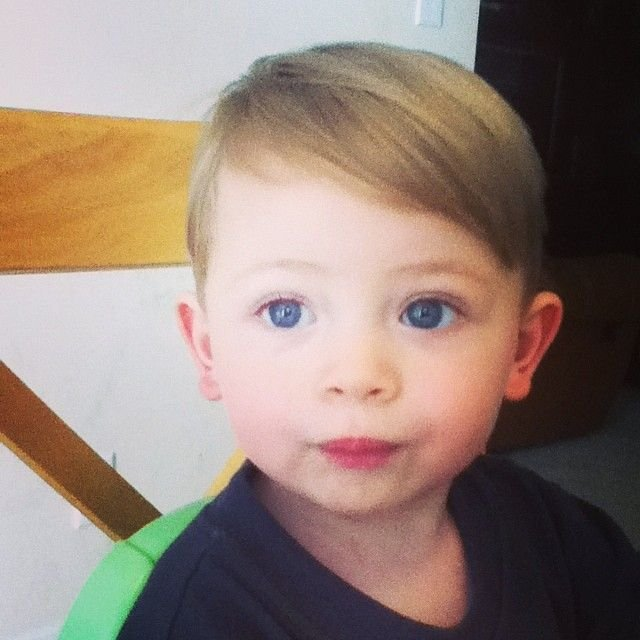 The Best Best 25 Boys First Haircut Ideas On Pinterest Baby Boy Pictures