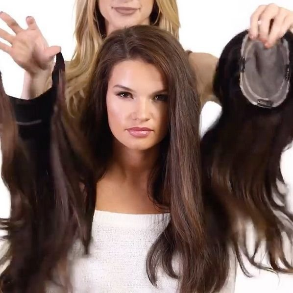The Best Best Hair Toppers For Women With Thinning Hair Or Hair Pictures