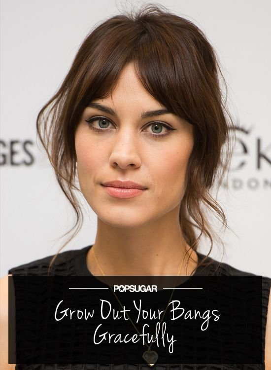 The Best The 25 Best Growing Out Bangs Ideas On Pinterest How To Pictures
