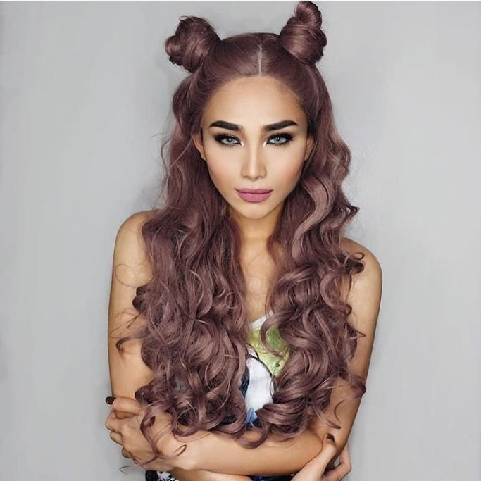 The Best Best 25 Two Buns Ideas On Pinterest Two Buns Hairstyle Pictures