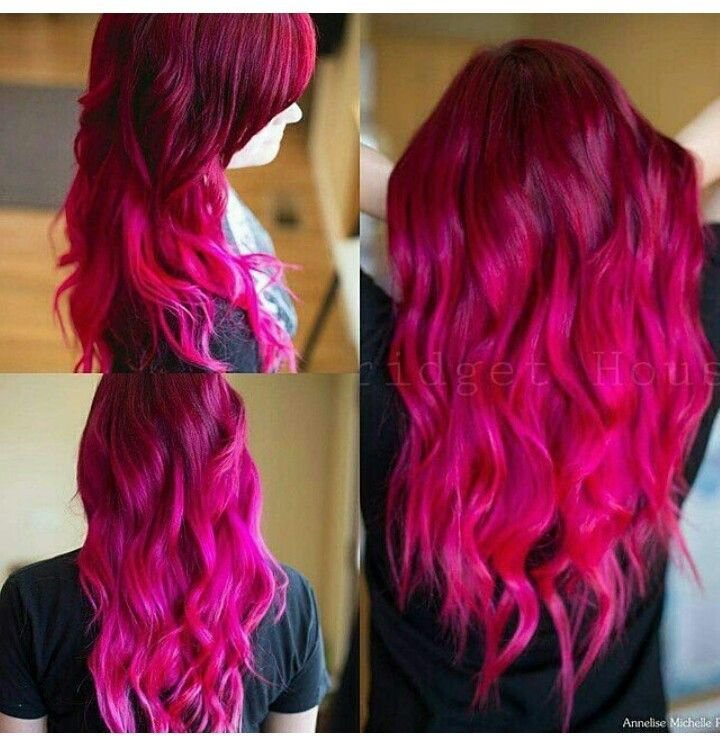 The Best The 25 Best Fuschia Hair Ideas On Pinterest Violet Hair Pictures