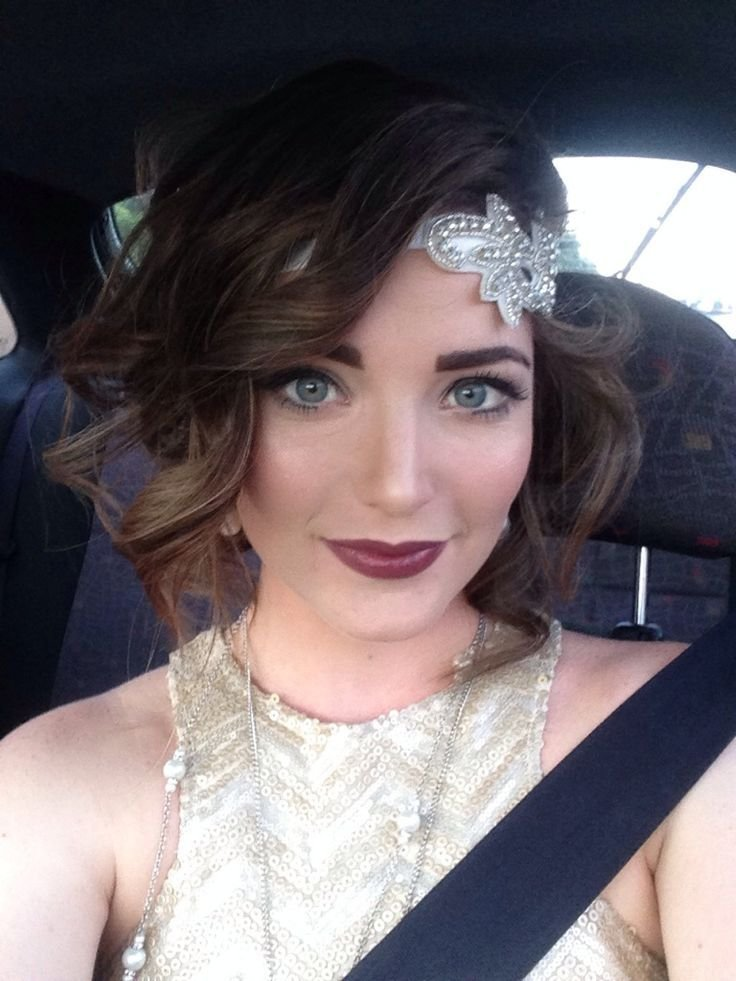The Best My Modern Take On 20S Makeup For My Work Christmas Party Pictures