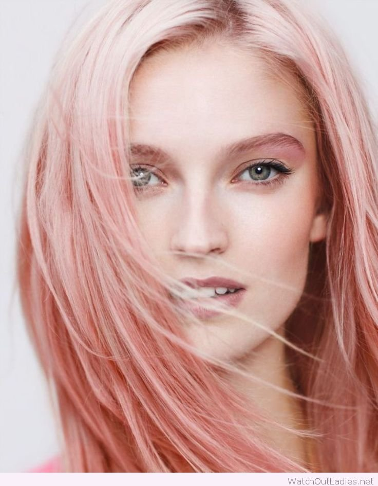 The Best Best 25 Light Pink Hair Ideas On Pinterest Pale Pink Pictures