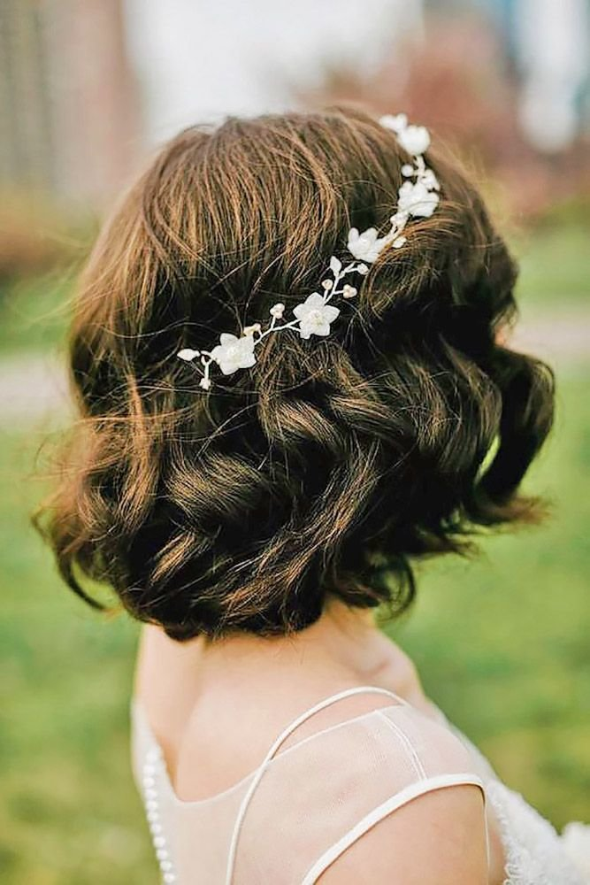 The Best Best 25 Short Wedding Hairstyles Ideas On Pinterest Pictures