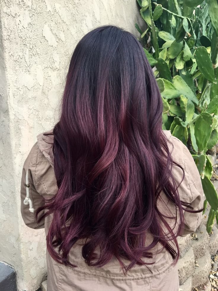 The Best The 25 Best Eggplant Hair Colors Ideas On Pinterest Pictures