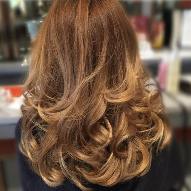 The Best Best 25 Curly Blowdry Ideas On Pinterest Blowout Curls Pictures
