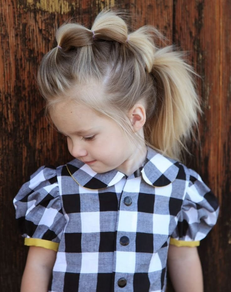 The Best Best 25 Little Girl Hairstyles Ideas On Pinterest Kid Pictures