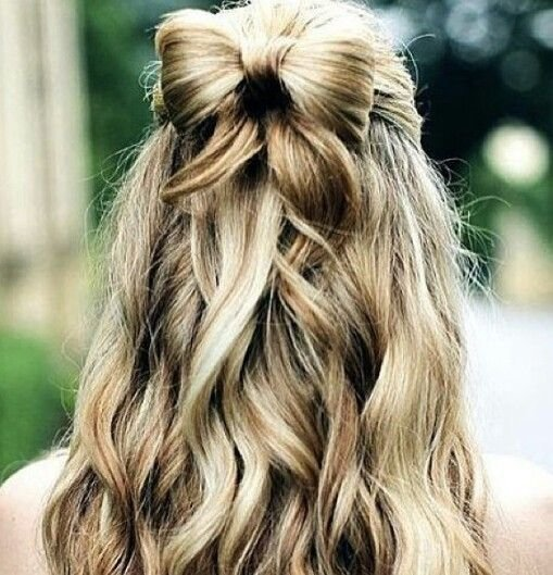 The Best Best 25 Bow Hairstyles Ideas On Pinterest Hair Bow Pictures